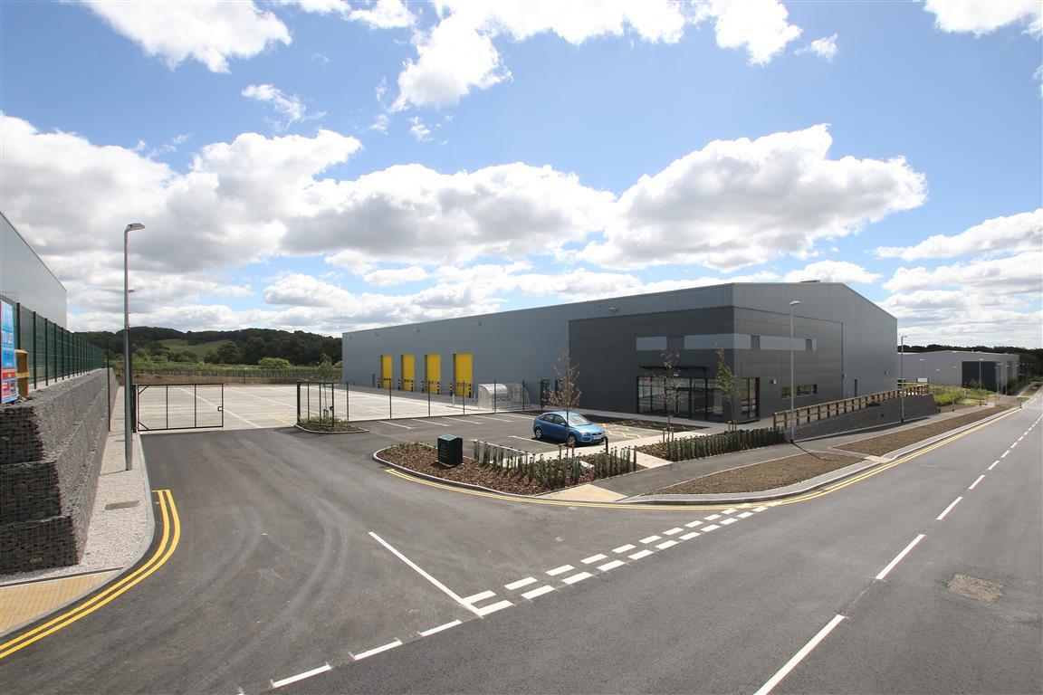 HubRx facility at Logic Leeds